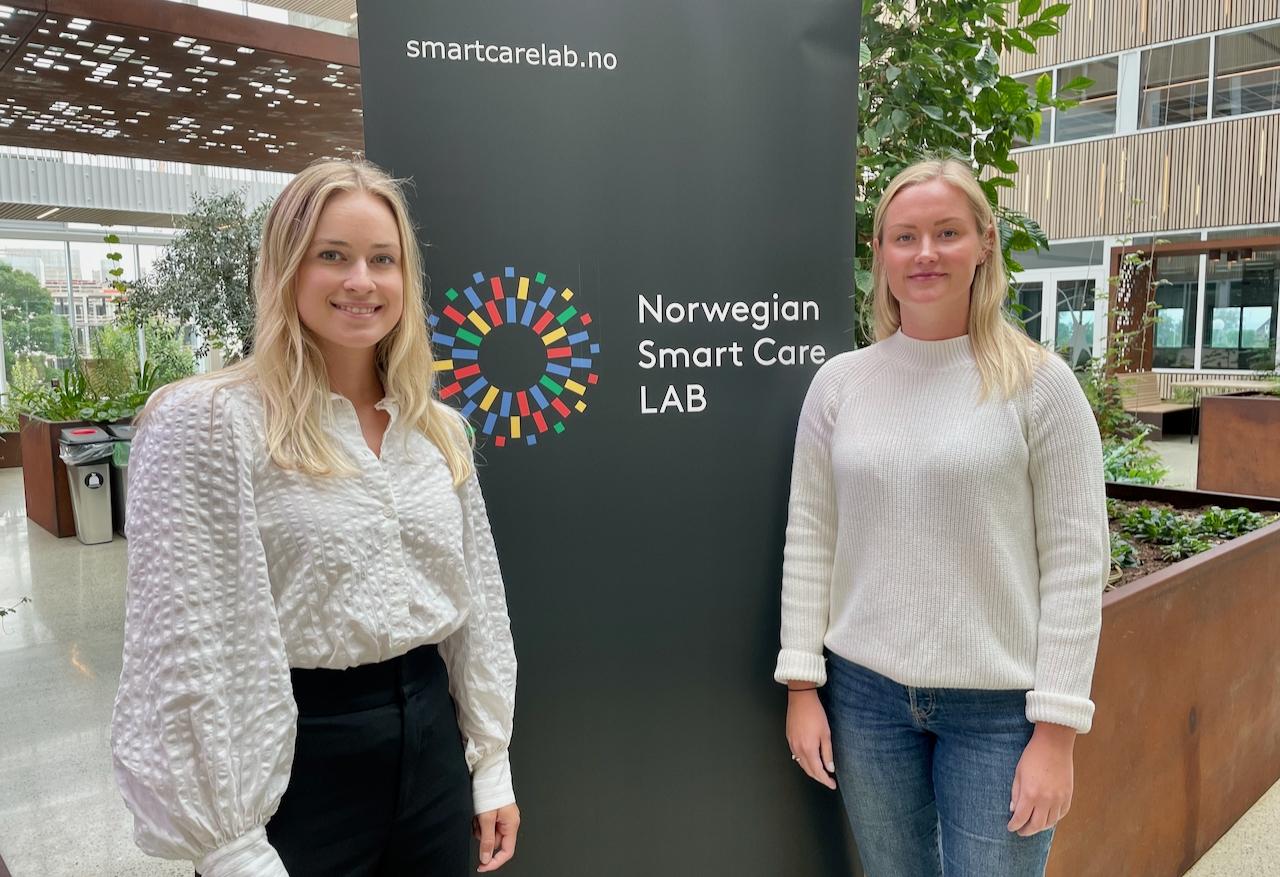 SmartCareLab Camilla og Anine